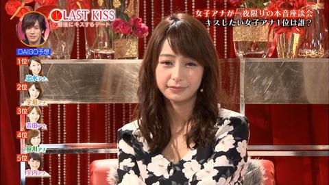 【ぐうしこ】宇垣アナが今女子アナ界でキスしてハメたい女ランキング1位なのが分かるわwwwwww女子アナエロキャプ画像★・11枚目の画像