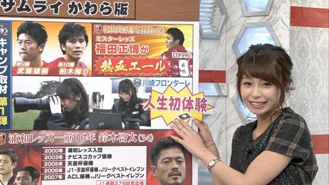 【ぐうしこ】宇垣アナが今女子アナ界でキスしてハメたい女ランキング1位なのが分かるわwwwwww女子アナエロキャプ画像★・13枚目の画像