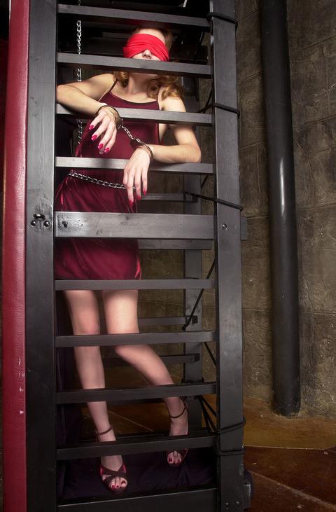 監禁調教という事件性高そうな海外の本気のSMエロ画像30枚・26枚目の画像