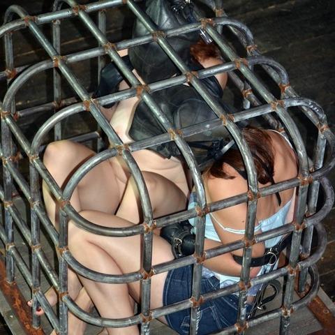 監禁調教という事件性高そうな海外の本気のSMエロ画像30枚・19枚目の画像