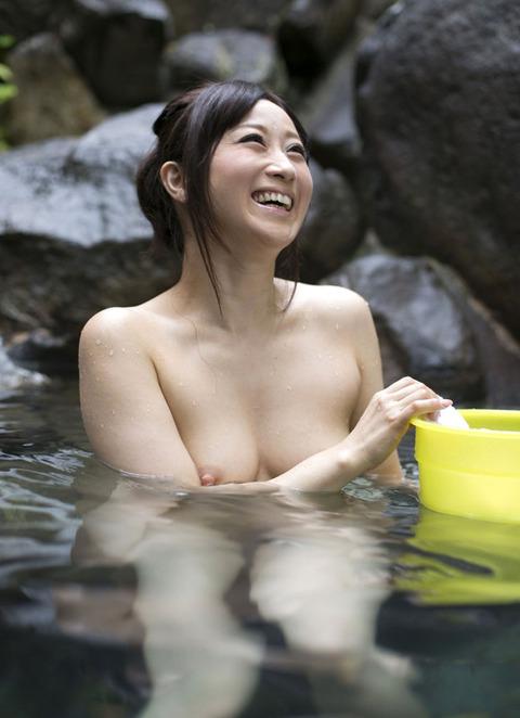 露天風呂での露出をきっかけに露出狂に目覚める女が多いらしいわwwwwwww(画像あり)・28枚目の画像
