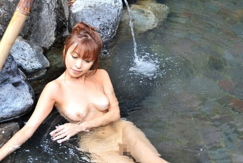 露天風呂での露出をきっかけに露出狂に目覚める女が多いらしいわwwwwwww(画像あり)・23枚目の画像