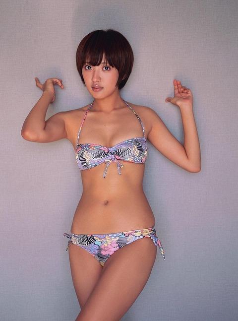 夏菜のおっぱい・谷間・生ケツがエロ過ぎるwwww★夏菜の過激エロ画像(`・ω・´)・18枚目の画像